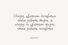 Vishenka Cyrillic Font Product Image 3