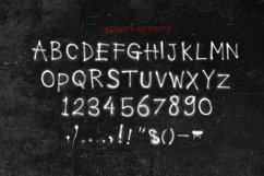 Rough Spray SVG typeface Product Image 4