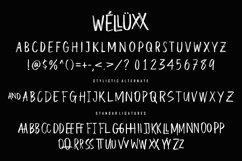 WELLUXX - Allcaps Handbrush Font Product Image 2