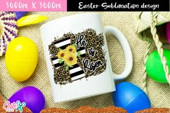 He is risen Sublimation with Cross Designs Product Image 4
