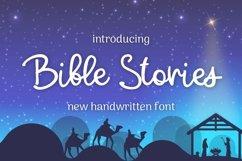 Web Font Bible Stories Product Image 1