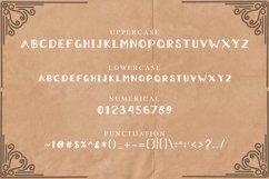 Aradeva Vintage Display Font Product Image 4