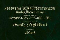 Web Font Ramplade - A Stylish Brush Font Product Image 6