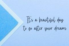 Whitelove - Handwritten Font Product Image 5