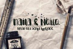 Naila Script Typeface Product Image 2