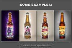 Beer Bottle Mockup Product Image 8