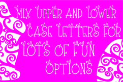 Ears to You Bunny Font Product Image 5