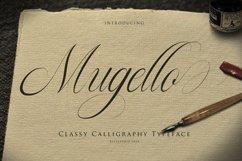 Mugello // Classy Calligraphy Product Image 1