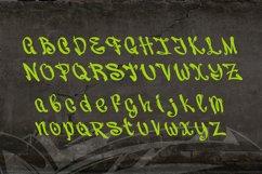 Vandal   Graffiti Font Product Image 2
