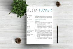 Professional & Creative Resume Template Product Image 1