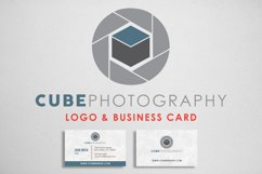 Photography Logo & Bcard Bundle Product Image 1