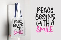 The Best Smile - A Cute Handwritten Font Product Image 3