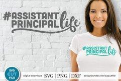 Assistant principal svg, Asst principal svg, vice principal Product Image 1