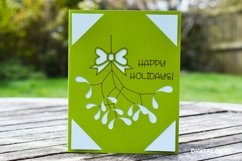 Christmas Card Bundle! Works with the Cricut Joy and more! Product Image 4