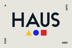 HAUS Sans - Family Product Image 1