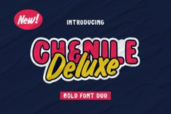 Chenile Deluxe Product Image 1