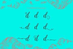 Calista Script Font Product Image 5