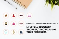 Instagram Story Highlight Icons- Set of 90 Product Image 6