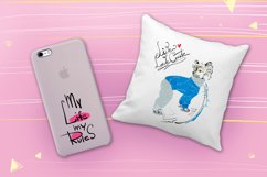 Dogs In Popons - It's all about Love Product Image 5