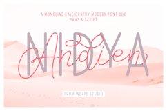 Andien Nidya - Script & Sans Product Image 1