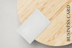 Monogram Calestial Linen Product Image 6