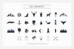 Nordicus. 60 Creative Logos Product Image 5