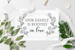 Family Quotes SVG bundle Vol. 2 Quotes & Sayings dxf pdf png Product Image 5