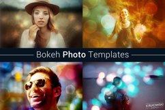 Bokeh Photo Template Product Image 1