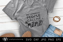 Mother's Day SVG Bundle | Mom Quotes Shirt Bundle Product Image 23