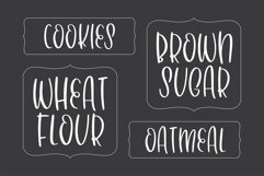 MINT SHAKE a Stylish Hand Lettered Font Product Image 5