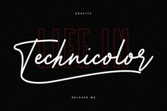 Fractis Typeface Collection Product Image 4