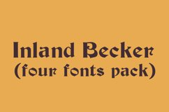 Inland Becker (pack) Product Image 4