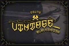 GILLES DE RAIS | gangster type font Product Image 5