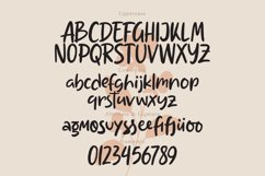 Nottable - Handrawn Font Product Image 5