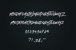 DarkHeart Brush font Extras Product Image 6