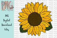 Sunflower, Flower PNG Files Product Image 1