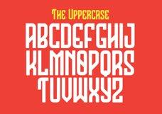 The Bridges Typeface Product Image 3