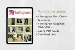 Instagram Post Template- Elegance Product Image 3
