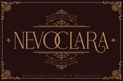 NEVOCLARA Product Image 1