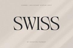 Chemre - Elegant Serif Product Image 10