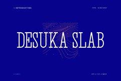 Desuka Slab Font Product Image 1