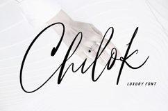 Chilok Luxury Script Product Image 1