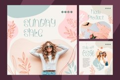 Butterfly - Butterfly Display Font Product Image 3