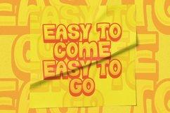 Felony Font Product Image 2