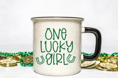 Mister Lucky - A Quirky Handlettered Font Product Image 2