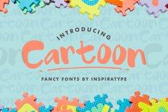Cartoon - Fancy Font Product Image 1