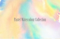 20 Pastel Watercolour Abstract Paint Backgrounds Product Image 5
