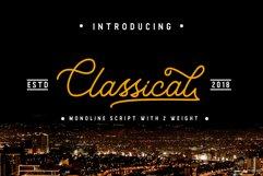 Classical / Monoline Script Product Image 1