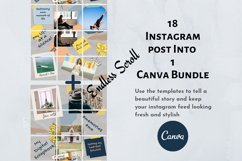Instagram Puzzle Template Canva- My Scrapbook Product Image 4
