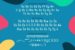 Web Font Hostage Font Product Image 4